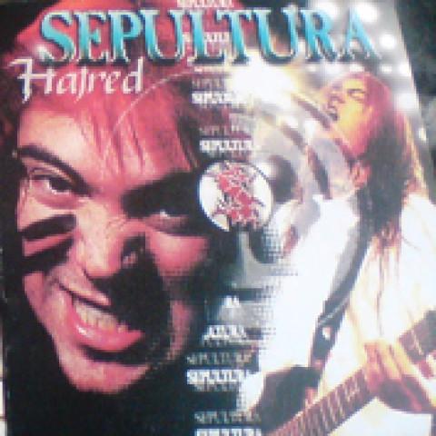 SEPULTURA - Hatred (CD)