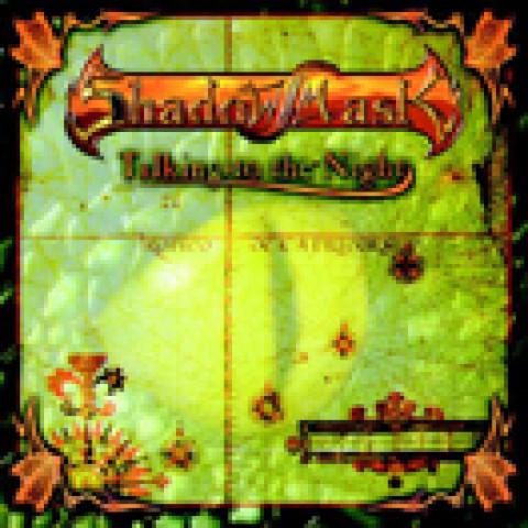 SHADOW MASK  - Talking With The Night (CD) -  Ùltimas cópias em estoque - FRETE GRÁTIS