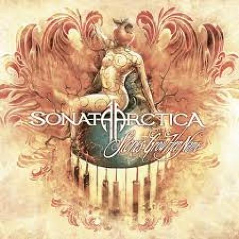 SONATA ARTICA - Stones Grow Her Name (CD) - FRETE GRÁTIS