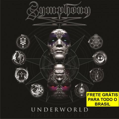 SYMPHONY X - Underworld (CD) Progressive-Metal - FRETE GRATIS