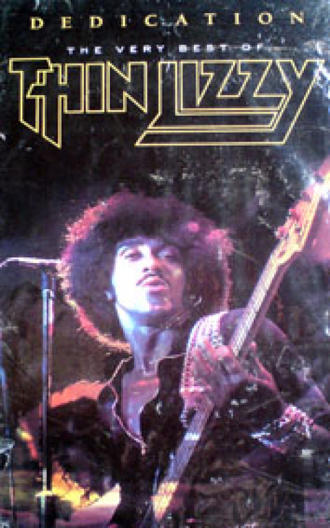 Thin Lizzy - Dedication (VHS)