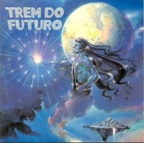 TREM DO FUTURO - Same (CD), Capa Xerox Cor, Fundo de Caixa e CD originais Novos, Raridade, Ultima cópia no estoque !!!