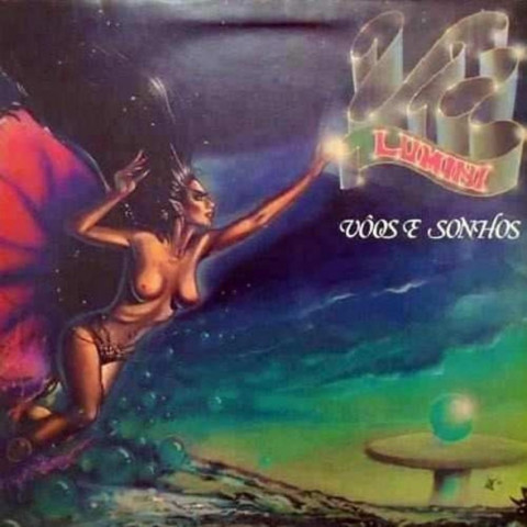 VIA LUMINI - Voos e Sonhos (LP-Vinyl), Brazilian Progressive Rock a la GENESIS-YES