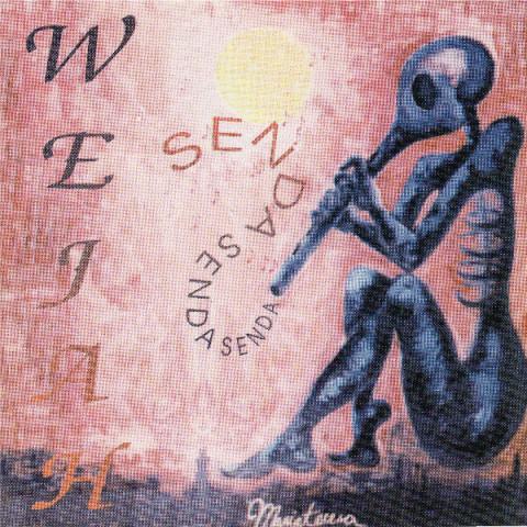 WEJAH - Senda (CD), Brazil Instrumental Progressive-fusion, a la CAMEL, UNIVERSE ZERO, FRETE GRATIS