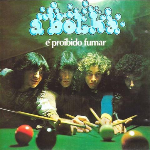 A BOLHA - E Proibido Fumar (CD) - FRETE GRÁTIS - Últimas e unica cópia em estoque !!!