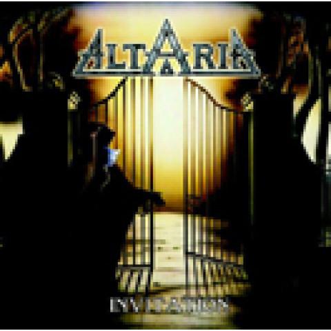ALTARIA - Invitation (CD), Heavy/Hard Rock Finlandia, Jani Liimatainen (guitar do SonataArctica)+Emppu Vuorinen (guitar do Nightwish), Ultimas cópias em estoque !!! FRETE GRÁTIS