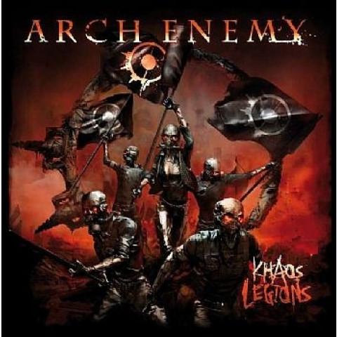 ARCH ENEMY - KHAOS LEGIONS (CD)