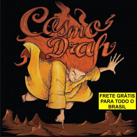 COSMO DRAH - Same (CD) - Hard-Heavy-Rock-close-to-Captain-Beyond-Cactus-Black-Sabbath - FRETE GRATIS