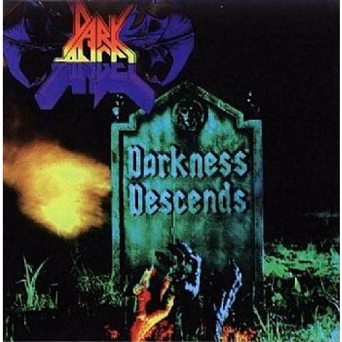 DARK ANGEL - Darkness Descends (CD)