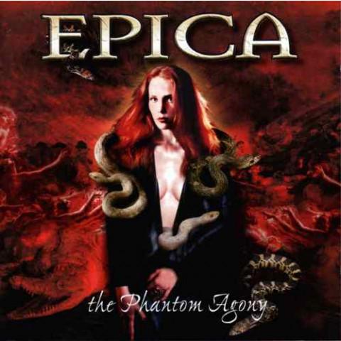 EPICA - The Phantom Agony (CD), Gothic-Metal - FRETE GRÁTIS