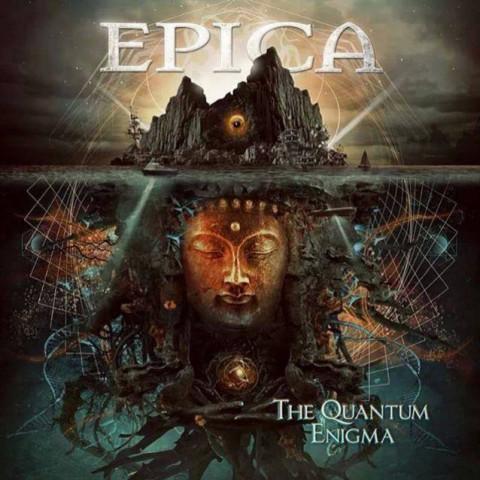 EPICA - The Quantum Enigma (CD) Gothic Metal - FRETE GRATIS