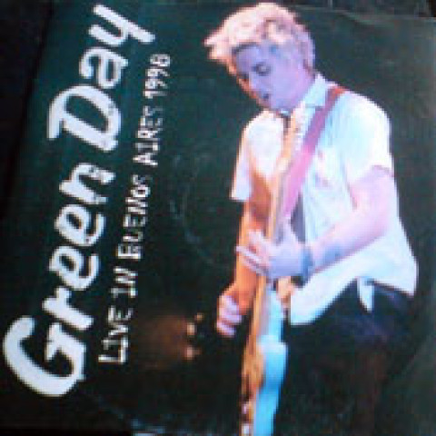 GREENDAY - Live Buenos Aires 98