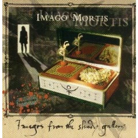 IMAGO MORTIS - Images From Shady Gallery (CD) - Old School Doom Metal - Ultimas Copias - FRETE GRÁTIS