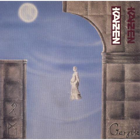 KAIZEN - Gárgula (CD), Rock Progressivo with Classical Music, Ex-Quaterna Requiem Violinist - FRETE GRÁTIS