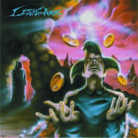 LIGHTMARE - The Fool (CD), Melodic Power Metal Alemanha a la Helloween, Raridade, Ultimas cópias em estoque !!! FRETE GRÁTIS
