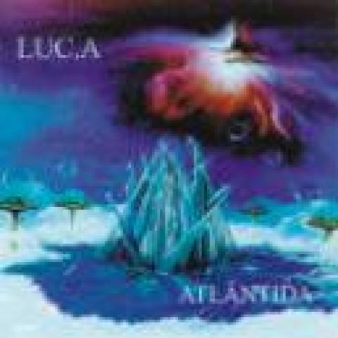 LUCA - Atlantida (CD), New Age/Yoga/Meditação Brasileiro, Raridade, Ultimas cópias em estoque !!! FRETE GRÁTIS