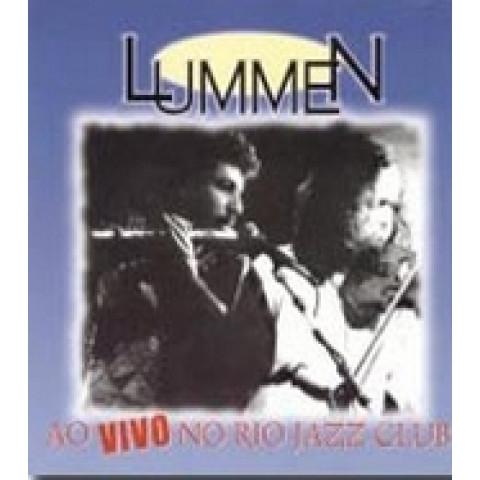 LUMMEN - Ao Vivo No Rio Jazz Club (CD)