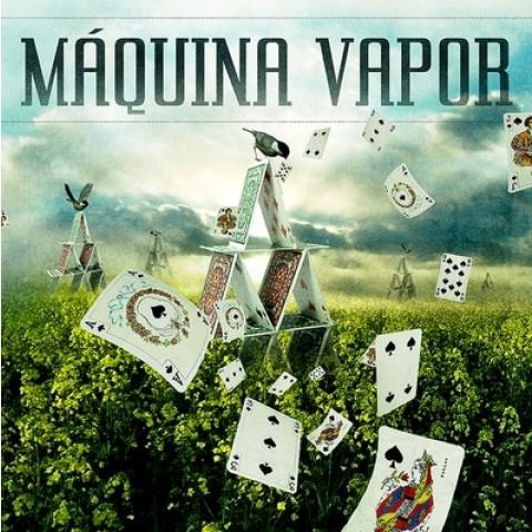 MAQUINA VAPOR - Same (CD)
