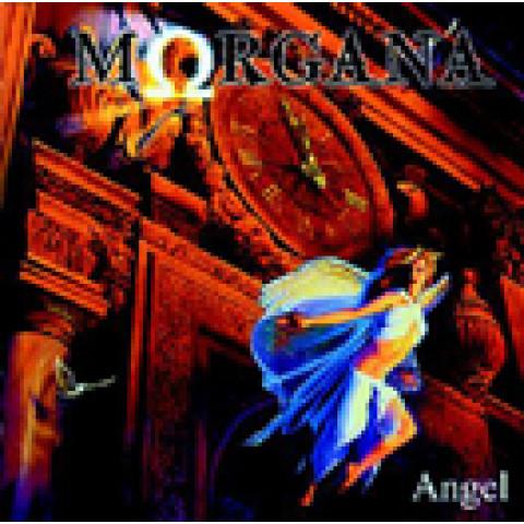 MORGANA - Angel (CD), Heavy Metal melodico Italiano a la Rhapsody, Raridade, Ultimas cópias em estoque !!! FRETE GRÁTIS