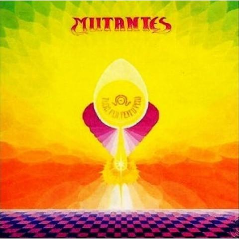 MUTANTES - Tudo Foi Feito Pelo Sol (CD)