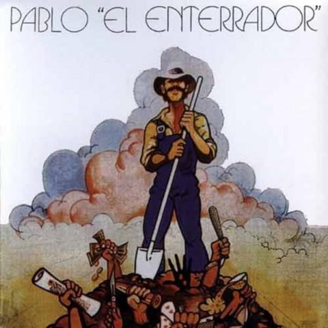 PABLO EL ENTERRADOR - Same (1st CD), Rare Argentina 70s Symphonic Progressive, FRETE GRÁTIS