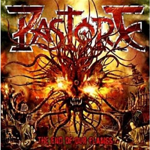 PASTORE - The End Of Our Flames (CD) - RARO - Ultimo no Estoque - FRETE GRATIS