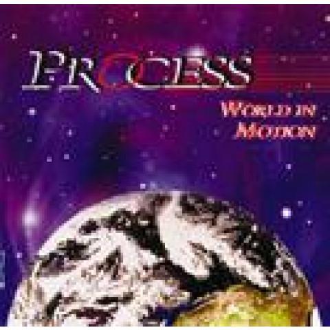 PROCESS - World in Motion (CD) USA-Brazil Progressive Metal a la Dream Theater