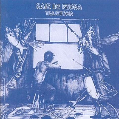 RAIZ DE PEDRA - Trajetoria (CD) + 3 Live Bonus - FRETE GRATIS