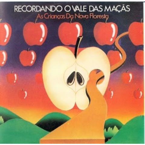 RECORDANDO O VALE DAS MAÇÃS-As Crianças da Nova Floresta II (CD), Instrumental 1992 -  Ùltimas cópias em estoque - FRETE GRÁTIS