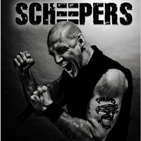 SCHEEPERS - Scheepers (CD)
