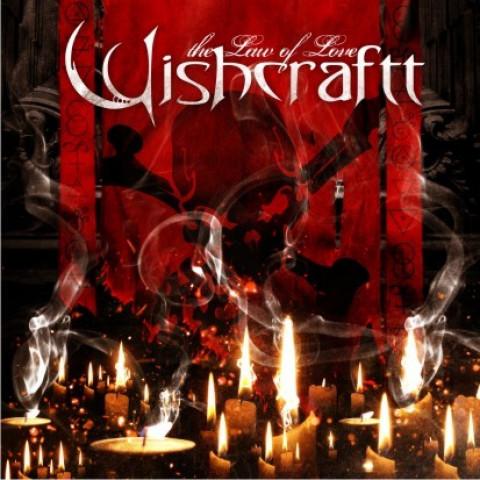 WISHCRAFTT - THE LAW OF LOVE (CD) -  Heavy-Thrash Metal - FRETE GRÁTIS