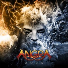 ANGRA - Aqua (CD), Melodic Heavy Metal, Raro, FRETE GRÁTIS