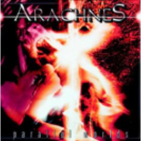 ARACHNES - Parallel Worlds (CD), Heavy Metal melodico Italiano a la Rhapsody/Stratovarius, Raridade, Ultimas cópias em estoque !!! FRETE GRÁTIS
