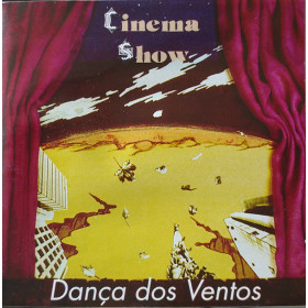 CINEMA SHOW - Danca dos Ventos (CD), Brazil Progressive Rock a la Marillion-Genesis, Yes-Camel-IQ