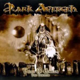 Dark Avenger - Tales of Avalon - The Terror (CD) - Fora-de-Catálogo (Raro)