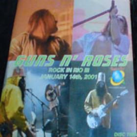 GUNS AND ROSES - Rock in Rio 3 - CD2