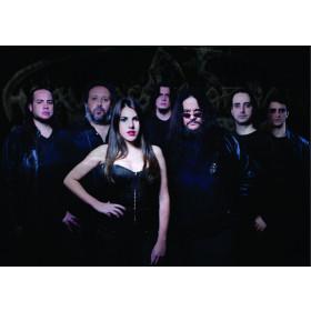 HEAVEN'S-GUARDIAN-Signs-CD-Power-Metal-Male-Female-Vocals - FRETE GRATIS