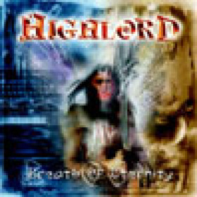 HIGHLORD - Breath Of Eternity (CD), Heavy Metal melodico Italiano a la Rhapsody, Raridade, Ultimas cópias em estoque !!! FRETE GRÁTIS