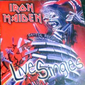 IRON MAIDEN - Live Singles (CD)