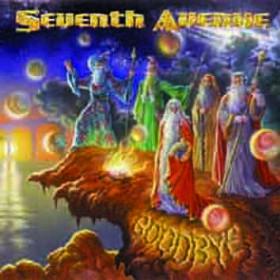 SEVENTH AVENUE - Goodbye + 2 bonus (CD), Melodic Power Metal Alemanha a la Helloween, Raridade, Ultimas cópias em estoque !!! FRETE GRÁTIS