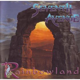 SEVENTH AVENUE - Rainbowland (1st-CD-1995), German Melodic Heavy Power Metal, FRETE GRÁTIS