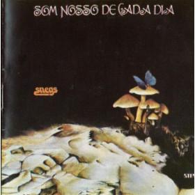 """SOM NOSSO DE CADA DIA - Snegs (CD-1993) + 1 Bonus """"O GUARANI"""", RARÍSSIMO, Apenas 3 Cópias no estoque, FRETE GRÁTIS"""