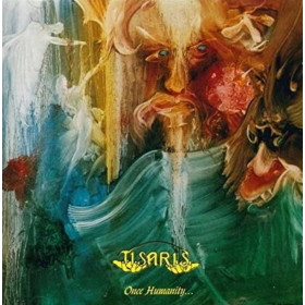 TISARIS - Once Humanity (CD), Brazilian-Progressive-Rock, Close to ELOY, Pink Floyd e Genesis, FRETE GRÁTIS