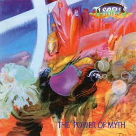 TISARIS - The Power of Myth (CD), Brazilian-Progressive-Rock, Close to ELOY, Pink Floyd e Genesis, FRETE GRÁTIS