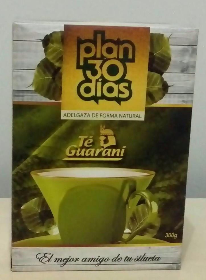 Chá Plan 30 Dias - Té Guarani (granel 300gr)