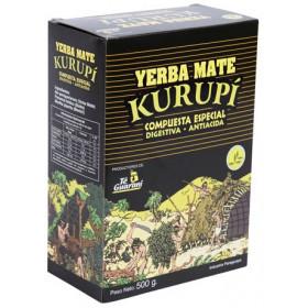 Erva Mate Kurupí - Menta e Boldo (500gr)