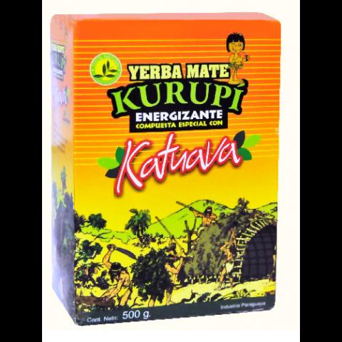 Erva Mate para Tereré Kurupí Katuava