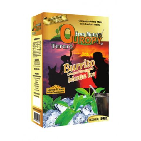 Erva Mate para Tereré Ouropy - Burrito Menta Ice