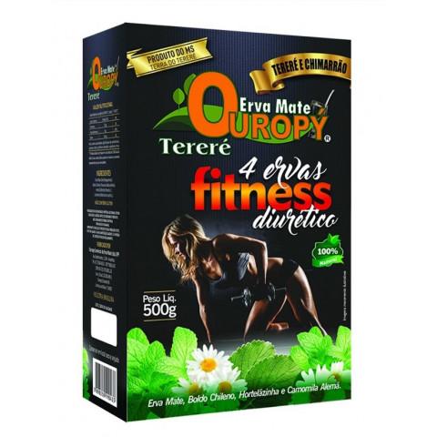Erva Mate para Tereré Ouropy - Fitness Detox