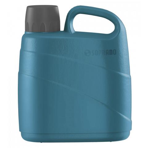 Garrafa Térmica Soprano 5 Litros - Azul